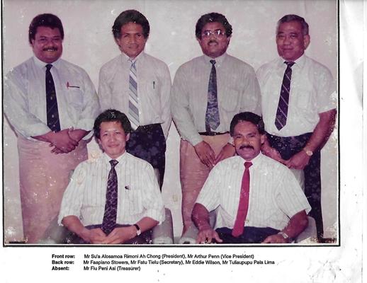 SIA -Council 1993